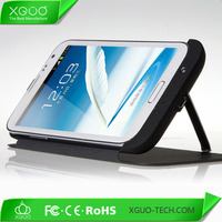 4200mah note 2 charger case for samsung galaxy
