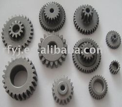 OEM small module gears sintered gear cast gear