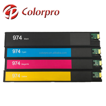 Remanufactured Ink Cartridge for hp 974 for hp pagewide 352dw printer