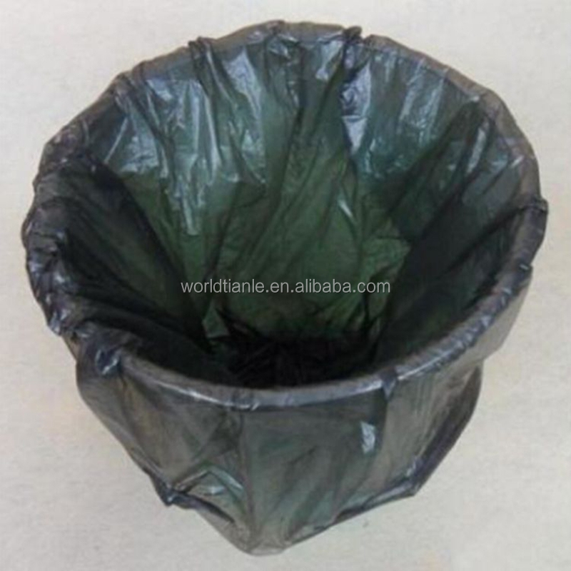 Wholesale Factory Heavy Duty Black Plastic Bag for Trash