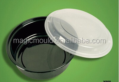 2015 disposable soup bowls mould for dinner /disposable food container mould professional mold maker