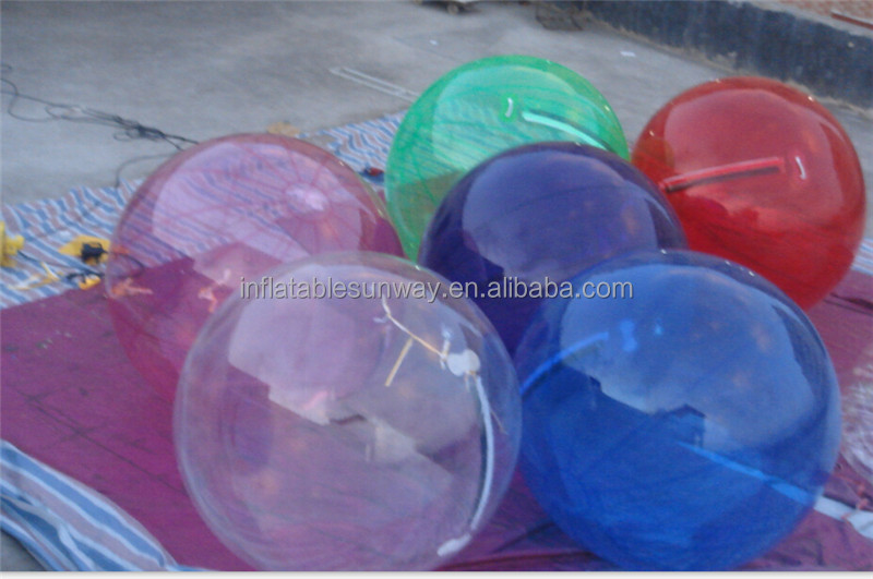 Giant bubble jumbo water ball inflatable water walking ball rental price