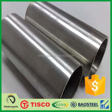 High quality 12 inch diameter welded stainless steel pipe