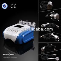 latest chinese product 6 in 1 Portable Multifunctional Beauty rf accessories machine