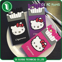 Hello Kitty Cigarette Silicone Case for iPhone 6s Cigarette Silicone Phone Case for iPhone 6s Case
