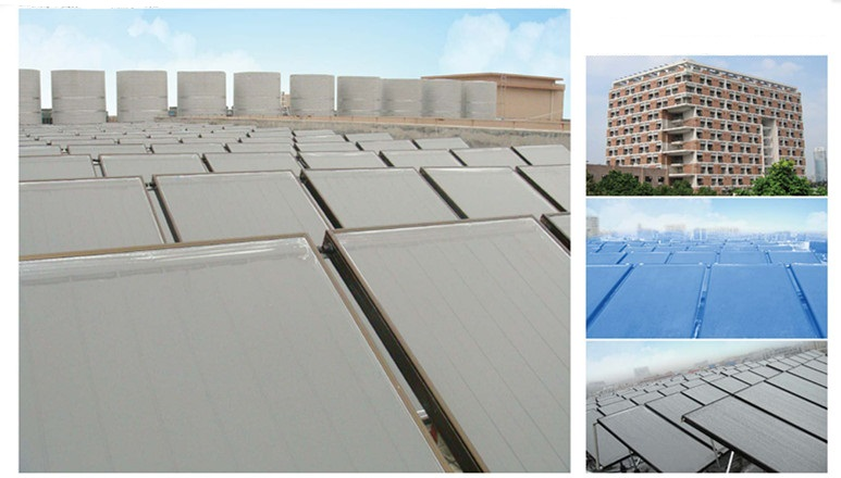 SHw-BK 300L House Use  Best Selling Balcony Solar Water Heater Solar Colector Parts China Manufacturer 80L 120L 150L 300L