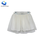 Summer Wholesale Children's Anti-Wrinkle Fabric Tulle Fluffy Colored Tutu Skirt For Girls With Lining