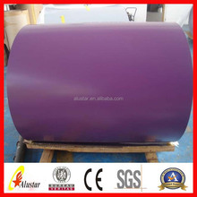 prepainted galvanized steel coil/color coated steel coil/flower design PPGI for decoration