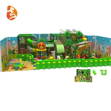 Cheap Eco-friendly Kids Modern Indoor Playground Equipment For Sale