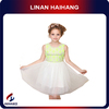 China manufacturer sleveless organza flower girl dress kid dress mordern girl dress