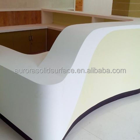Building Decorative Material Baoliya Modified Acrylic Solid Surface