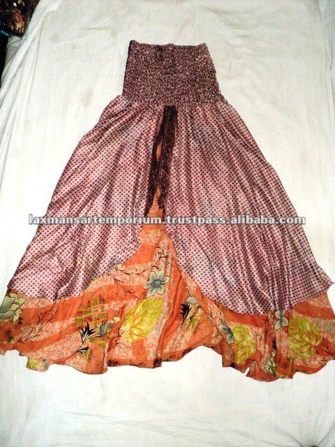 saree wrap skirts indian