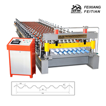 FX portable metal roofing roll forming machine