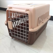 Plastic Acylic Transport Dog Pet House Carrier For Sale (Cage Supplier, Direct Factory)