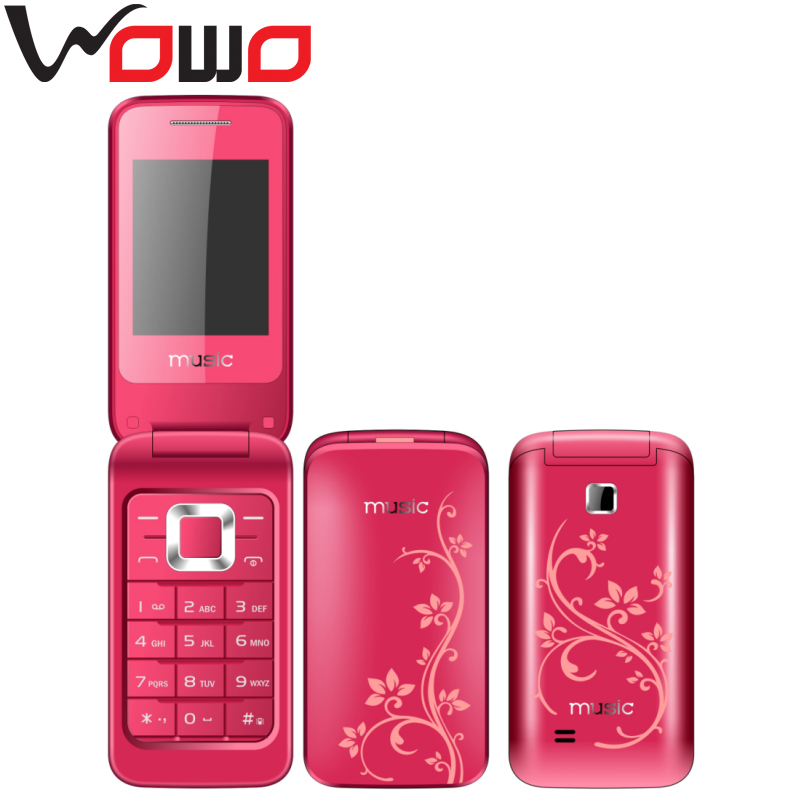 2.4 Inch QVGA Screen Quad Band Dual Sim Dual Standby Spreadtrum 6531 64MB+64MB Memory Cell Phone Mobile H3520