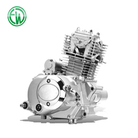 High Quality Vertical CG50 single Air-cooled cylinder 4-stroke Motorcycle Engine