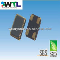 Seam Sealed Ceramic 3.2*2.5mm smd crystal oscillator mirror tv price