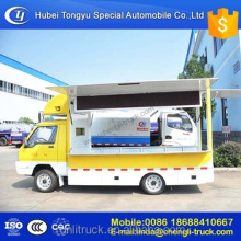 Brand new mini mobile food trucks for ice cream hot dog