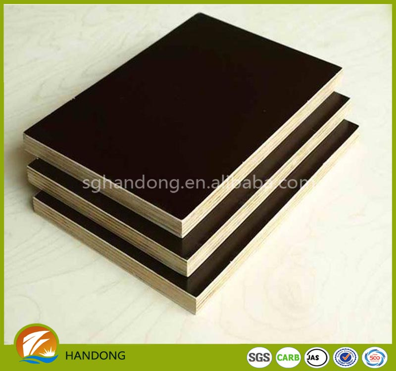 redwood/brown film plywood plywood with high quality