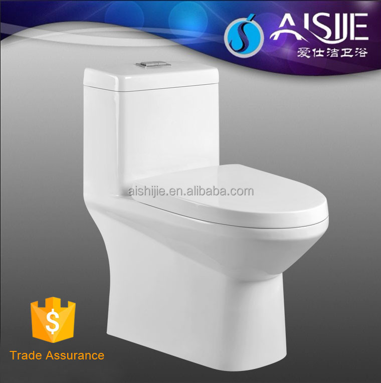 A3125 Bathroom Products Ceramic Sanitary Ware One Piece Toilet Synthetic Urine Guangdong China Factory
