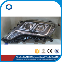 HEAD LIGHT TUNING HEAD LAMP FOR TOYOTA PRADO FJ150 2014