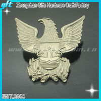 Customized metal grill badge, eagle car grill badge,car grille emblem badges.