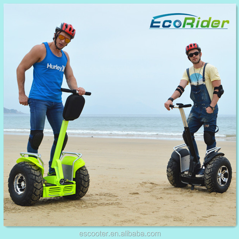 EcoRider Two Wheel Electric Personal Transport Vehicle