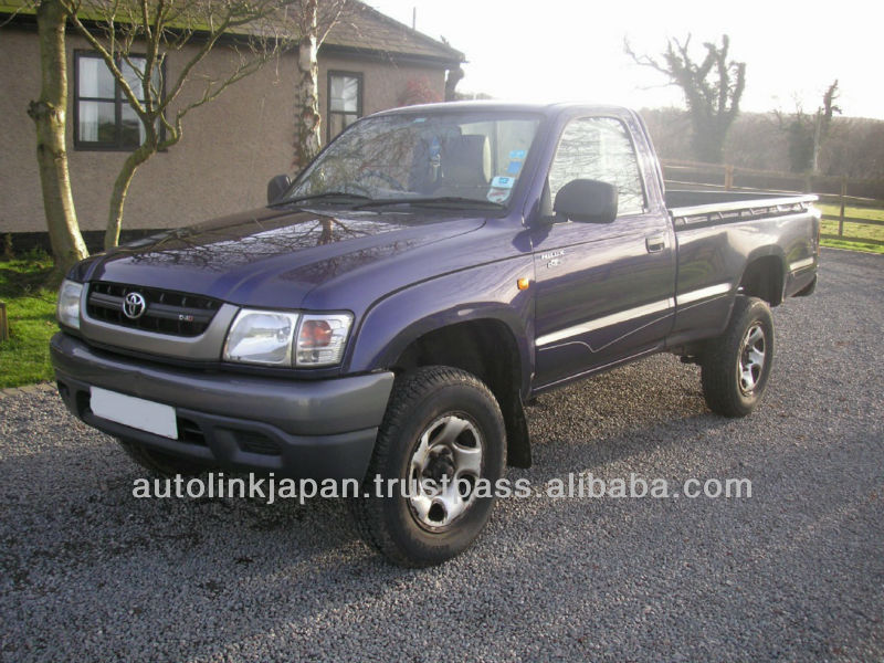 2003 Toyota Hilux 250 EX Pick Up 4WD 2dr 21459SL