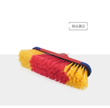 HQ0158 South America market soft bristle plastic floor broom