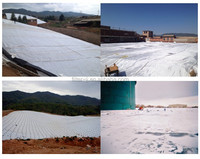 durable quality needle punched non-woven geotextile for earthwork