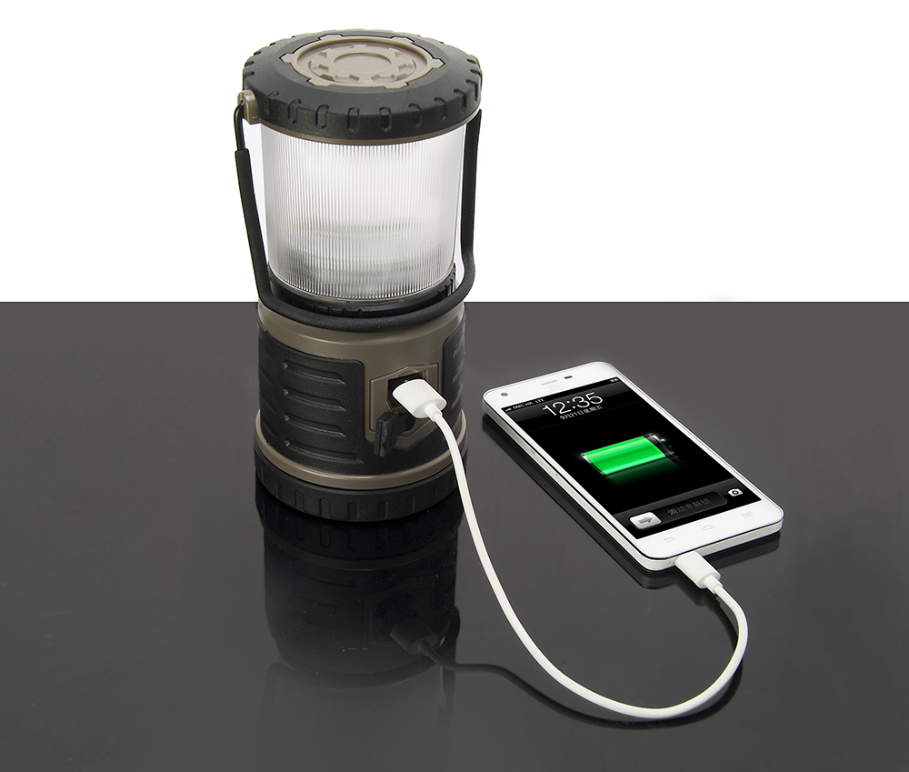 Camping small LED lantern rechargeable magnetic led lantern L3R