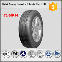 China well-known brand with cheap car tyre prices, passenger car tire 175/60R14