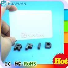 2048byte High Security Smart MIFARE DESFire EV1 2K RFID blank Card Feature product