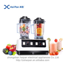High speed powerful Stainless Steel Blade 5L Bakery Equipment Mixer/Blender/Food Processor