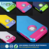 Chinese factory manufacturing lightweight slim hybrid case for iphone 6 case