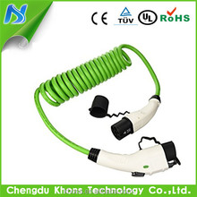 EV Charge cable Type 2 to Type 1/ J1772 Type1 to 62196 type2 EV charging cable