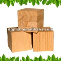 Natural Wooden Block