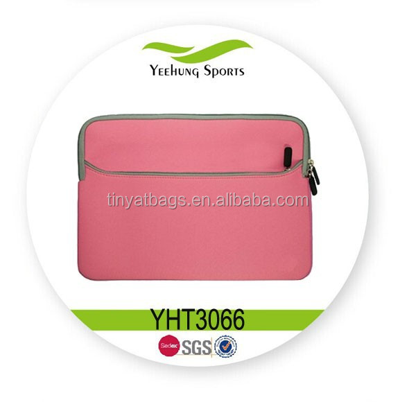 Unisex Laptop Sleeve Neoprene Material Tablet Sleeve Case For ipad
