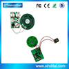 Special design recordable sound chip for card of high skill gift box