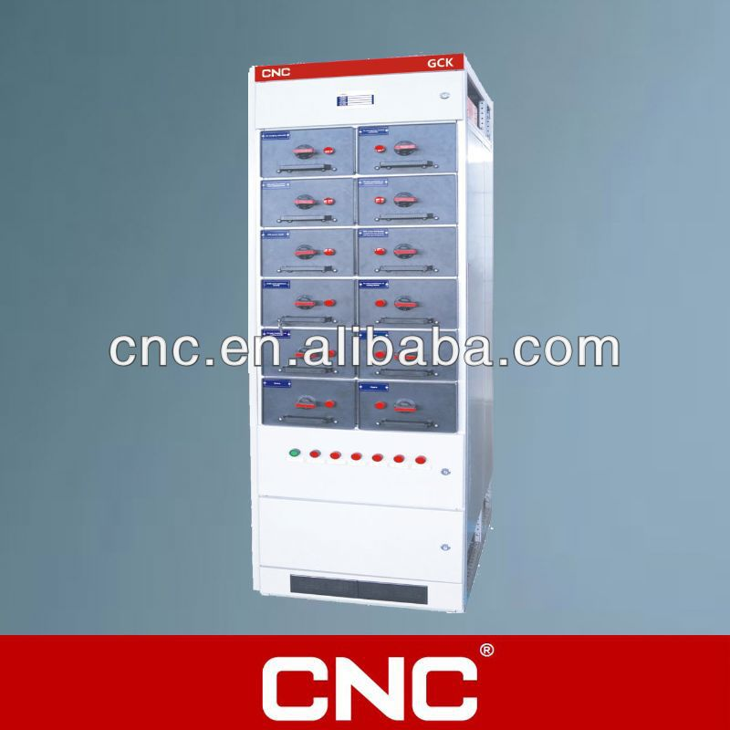 GCK Low-Voltage Switchgear, compensation of reactive power , China TOP 500 Company