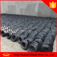 Supplier 6mm and 18 gauge Black Annealed Steel Wire