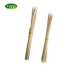 Environmentally Friendly Disposable Skewers Wholesale China Bamboo Sticks 13 Mm