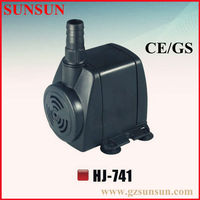 SUNSUN air cooler water pump with low price for environment-protecting air-conditioning (8w 1.0m 600L/h)