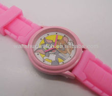 Ladies cheap cartoon micky mouse watch