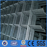 hot dipped galvanized welded wire mesh fence/strained wire fencing/rigid fence panel