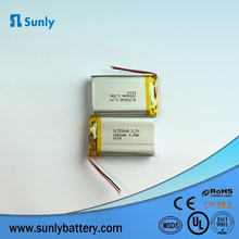 902040 700mAh 3.7V High quality lipo battery rechargeable li-ion flat lithium polymer battery