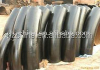 Manufacturer preferential supply SEAMLESS BUTT WELDED 90 DEGREE LR SCHEDULE 40 ELBOWS STEEL PIPE/TUBE FITTING