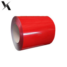 SPCC Az160 galvanized color coated steel coil