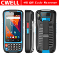 4 Inch 4G LTE Android Barcode Scanner Mobile Phone
