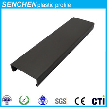 Hot sale customized pvc extrusion profile, plastic profile extrusion